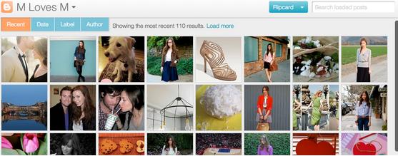 Nuevas vistas dinámicas en Blogger