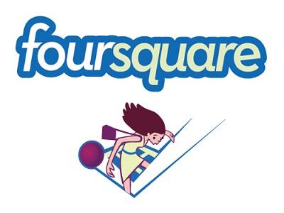 Foursquare podría alcanzar un valor cercano a los 500 millones de dólares