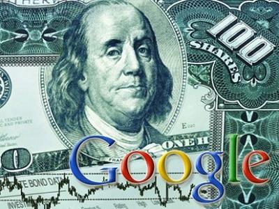 Google atesora 2.298 millones de dólares en el primer trimestre del año