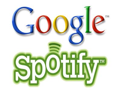 Google y Spotify podrían llegar a un acuerdo para fusionarse