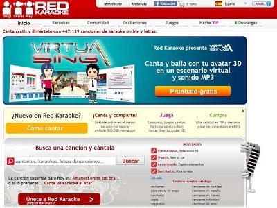 Red Karaoke, una red social para los amantes de la música