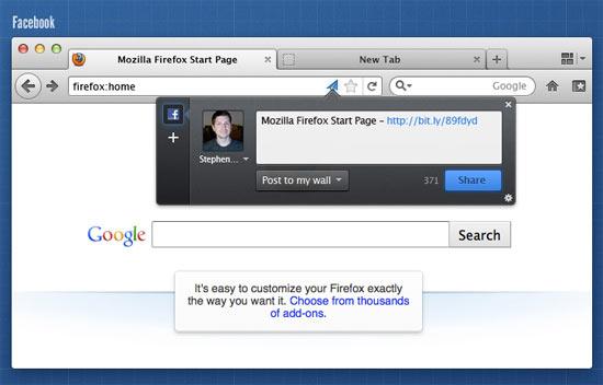 Se filtran nuevas características de Firefox 5