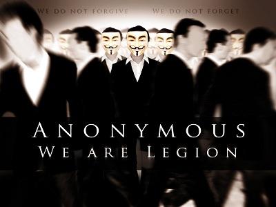Sony acusa a Anonymous del robo de datos de PlayStation Network
