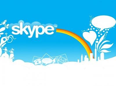 Facebook y Google compiten por Skype