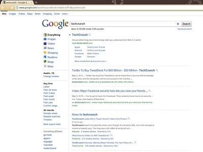 Google, ¿un nuevo Bing en un mal día?