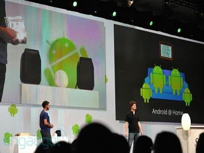 Google presenta la plataforma Android@Home