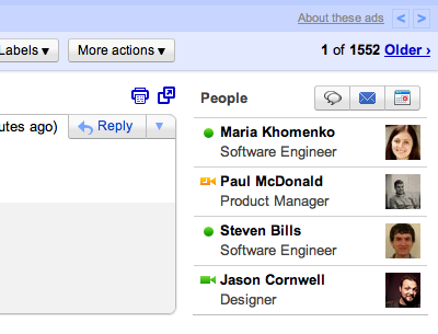 people 01 group Gmail muestra información de los contactos en la bandeja de entrada