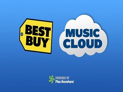 Best Buy lanza un servicio de música en la nube