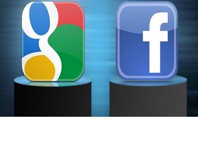 Facebook Vs Google+ en una infografía
