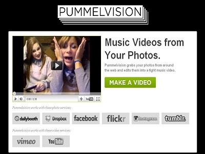 Crea un vídeo con todas las fotos de tus redes sociales