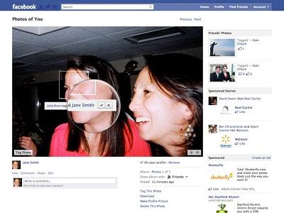 Los usuarios de Facebook podrán elegir si ser etiquetados o no en las fotos
