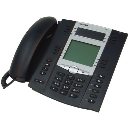 Analizamos el tel fono sip aastra 6755i for Telefonos de oficinas