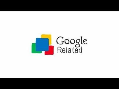 Google Related te ayudará a encontrar contenidos relacionados