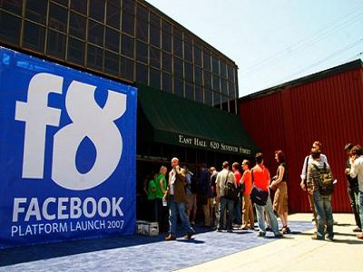 El F8 de Facebook se celebrará el 22 de septiembre