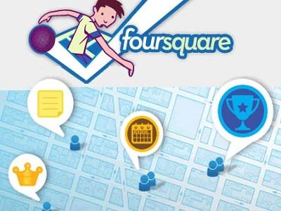 Foursquare permite crear listas