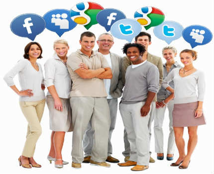 social gente ¿Nuevo en redes sociales? 5 consejos para principiantes