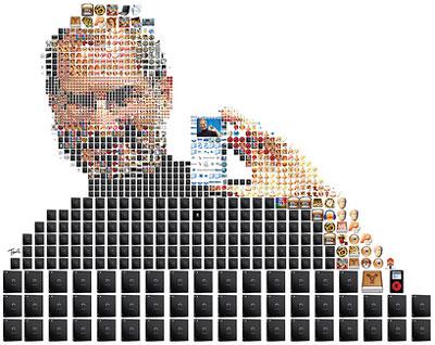 steve jobs montaje Todo lo que debería aprender de Steve Jobs un CEO
