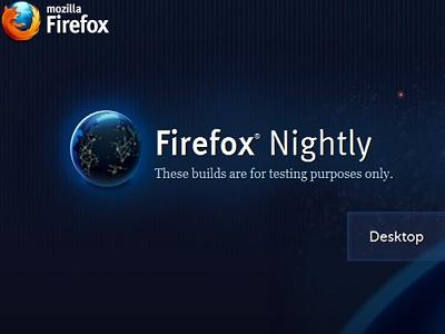 Le echamos un primer vistazo a Firefox 9