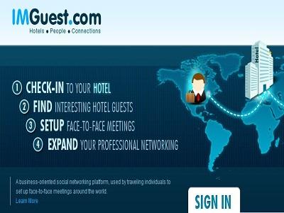 IMGuest, la red social para usuarios y dueños de hoteles