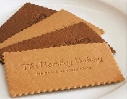 tarjetas comestibles Tarjetas comestibles, una forma original de destacar