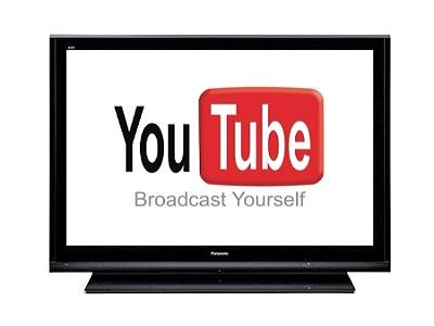 YouTube lanzará 12 canales de TV en 2012