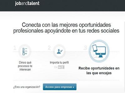 jobandtalent es una de las 60 start-ups europeas más innovadoras