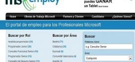 Microsoft lanza un nuevo portal de empleo para profesionales