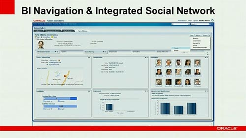 Oracle Social Network Oracle presenta su red social profesional