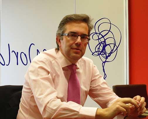 Entrevista a Jose Luis Cuerda de Vodafone