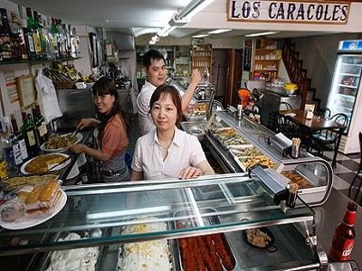 El 29% de los autónomos dedicados al comercio son inmigrantes