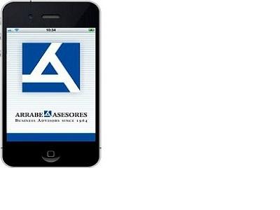 Arrabe Asesores pone a disposición de empresas y autónomos una app para el móvil