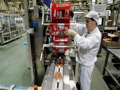 La industria de la alimentación reducirá el empleo un 3,7%