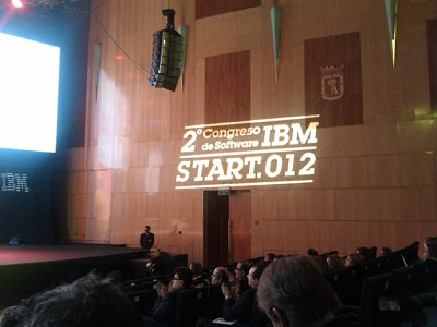 IBM celebra START.012, su 2º Congreso de Software