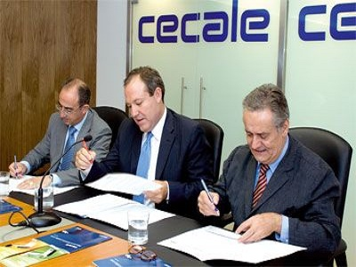 Cecale y Banco Popular seguirán colaborando juntos