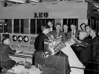 Se celebra el 60 cumpleaños del primer ordenador para empresas