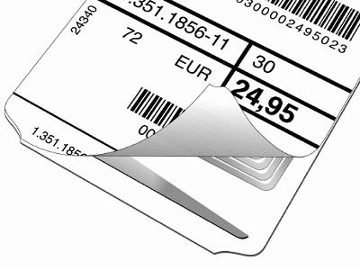 Inditex podría abandonar el tradicional código de barras