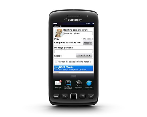blackberrymusic