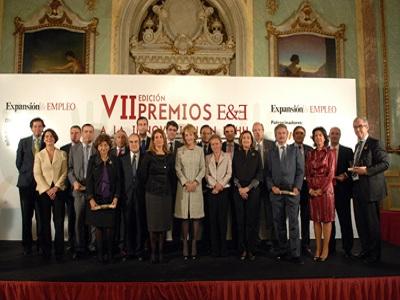 Se entregan los premios E&E a la Innovación en Recursos Humanos de Expansión & Empleo