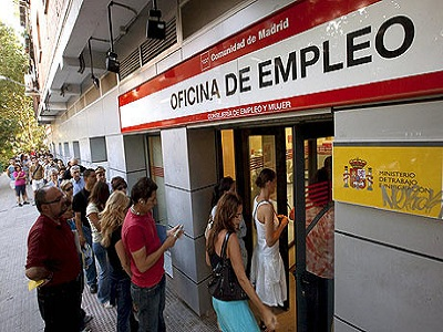 El paro juvenil le supone un coste a la UE de 2.000 millones de euros a la semana