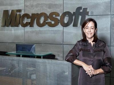 Microsoft Ibérica nos presenta a su nueva directora de Recursos Humanos