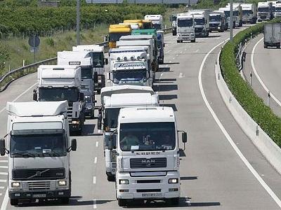 Un 7.900 transportistas autónomos se han dado de baja en la Seguridad Social desde enero
