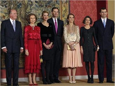 La Casa Real hace públicas sus cuentas
