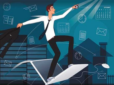 Los trabajadores, más motivados con la tecnología