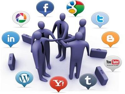 Un 38,8% de los usuarios utiliza las redes sociales para fines profesionales
