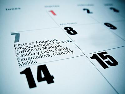 ATA se muestra partidaria de trasladar los festivos al lunes