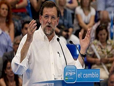 El PSOE recuerda en un vídeo la negativa de Rajoy a subir impuestos