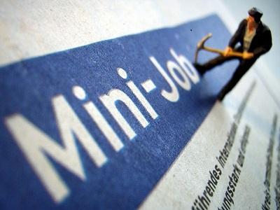 Los mini jobs, una opción que respaldan la mitad de jóvenes españoles desempleados