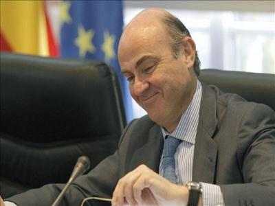 Para de Guindos el plan económico de España ha sido bien recibido