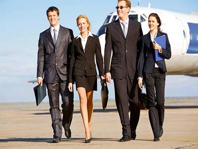 Más del 50% de la huella de carbono que deja una empresa son por viajes de trabajo