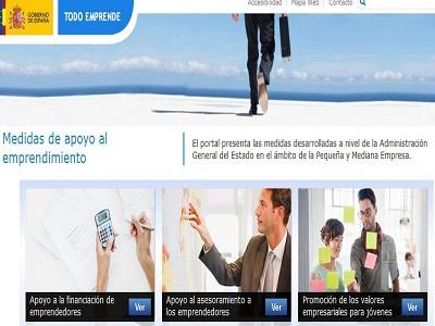 Nace www.todoemprende.es, el nuevo portal para emprendedores